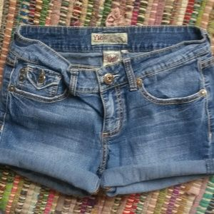 ⚡YMI Jeans Shorts - Distressed